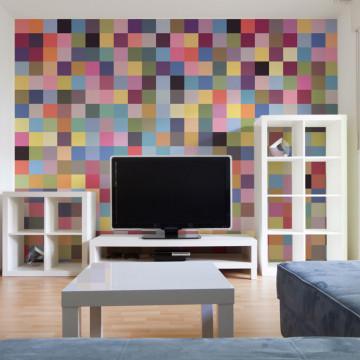 Fototapet - Full range of colors