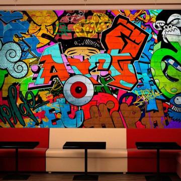 Fototapet - Graffiti art