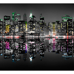 Fototapet - NYC - A place where the dreams are made of