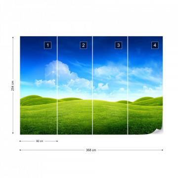 Fototapet - Peisaj din Natură