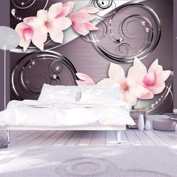 Fototapet - Pink phantasmagoria