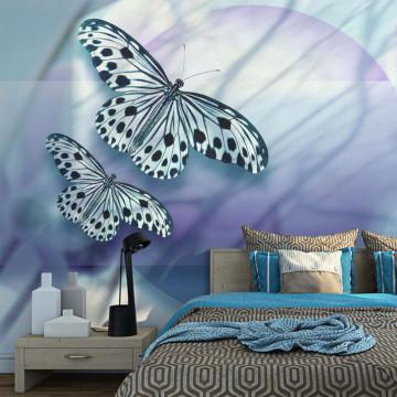 Fototapet - Planet of butterflies