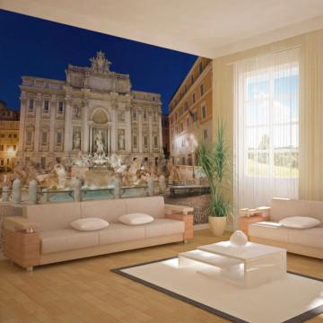 Fototapet - Trevi Fountain - Rome