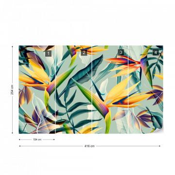 Fototapet - Tropicalia