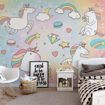 Fototapet - Unicorn Dreams