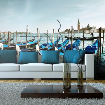 Fototapet XXL - Gondolas on the Grand Canal, Venice