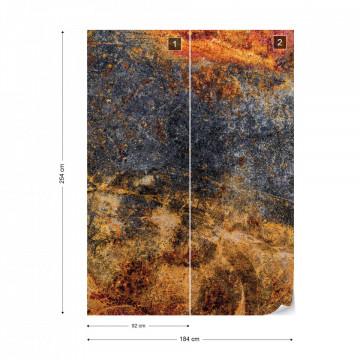 Grunge Texture Photo Wallpaper Wall Mural