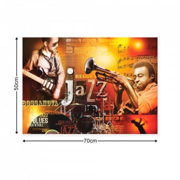 Music Canvas Photo Print
