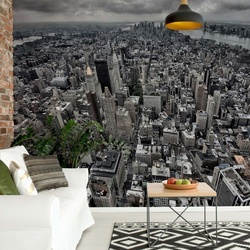 On Top Photo Wallpaper Mural