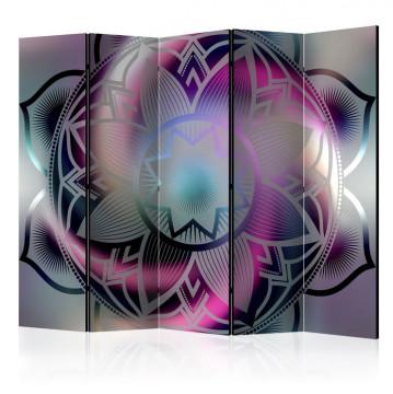 Paravan - Flowery Mandala II [Room Dividers]