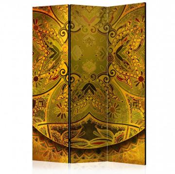 Paravan - Mandala: Golden Power [Room Dividers]
