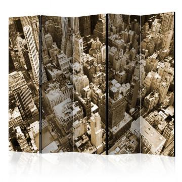 Paravan - New York, Manhattan II [Room Dividers]