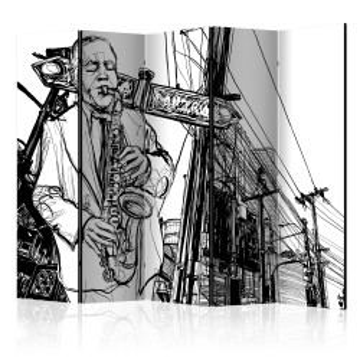 Paravan - Saxophone recital on Broadway II [Room Dividers]