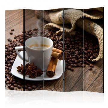 Paravan - Star anise coffee II [Room Dividers]