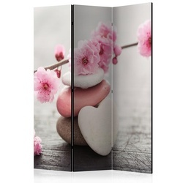 Paravan - Zen Flowers [Room Dividers]