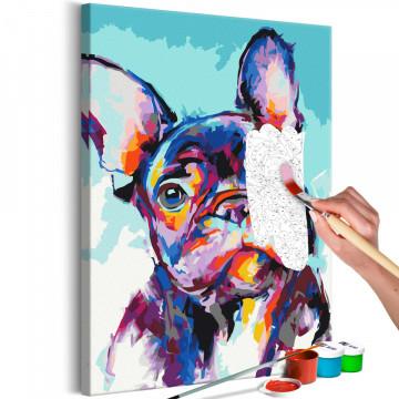 Pictatul pentru recreere - Bulldog Portrait