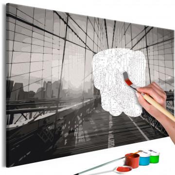 Pictatul pentru recreere - New York Bridge