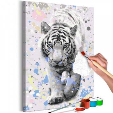 Pictatul pentru recreere - White Tiger