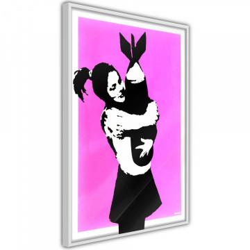 Poster - Banksy: Bomb Hugger