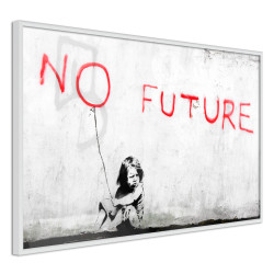Poster - Banksy: No Future