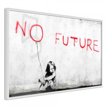 Poster - Banksy: No Future