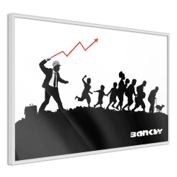 Poster - Banksy: The Whip