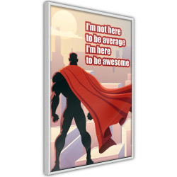 Poster - Be Your Own Superhero