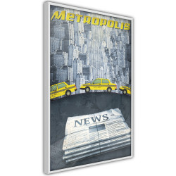Poster - Metropolis News