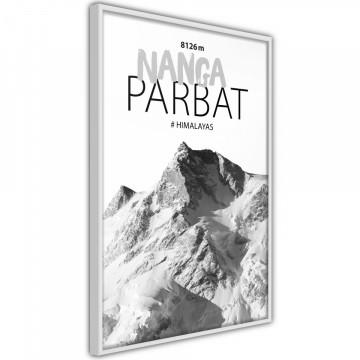 Poster - Peaks of the World: Nanga Parbat