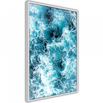 Poster - Sea Foam