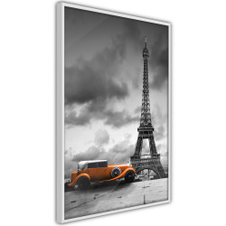 Poster - Under the Eiffel Tower