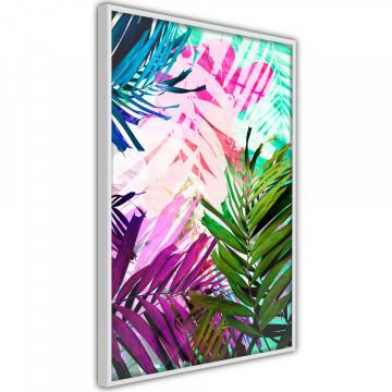 Poster - Vibrant Jungle