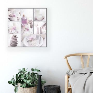 Spa Canvas Photo Print