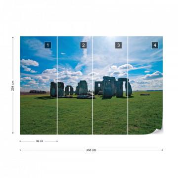 Stonehenge Photo Wallpaper Wall Mural