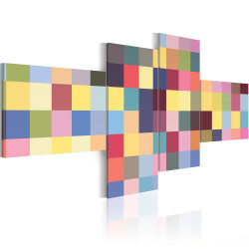 Tablou - Aesthetics of colors