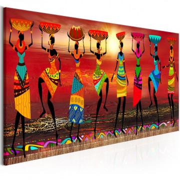 Tablou - African Women Dancing
