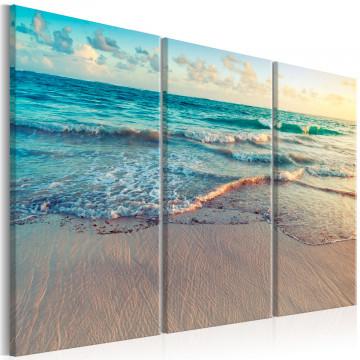Tablou - Beach in Punta Cana (3 Parts)