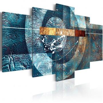 Tablou - Blue Galaxy