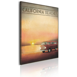 Tablou - California beaches