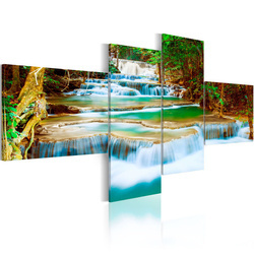 Tablou - Cascade river