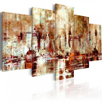 Tablou - City of Shadows
