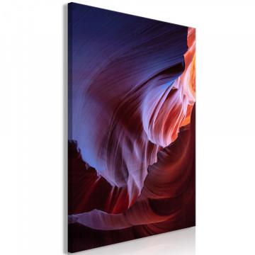 Tablou - Colourful Sandstone (1 Part) Vertical