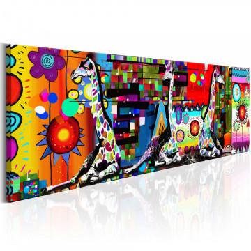Tablou - Colourful Savannah