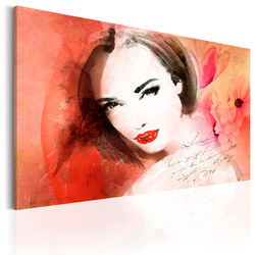 Tablou - Crimson Lady