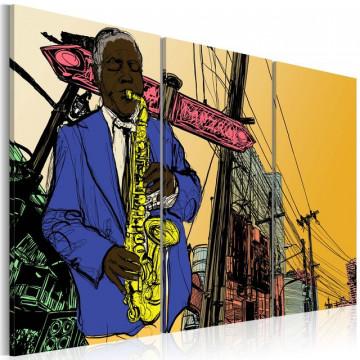 Tablou - Jazz for connoisseurs