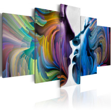 Tablou - Kiss of Colours