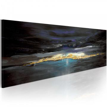 Tablou pictat manual - After a storm comes a calm