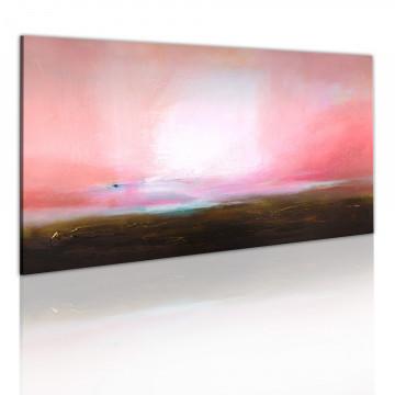 Tablou pictat manual - Distant horizon