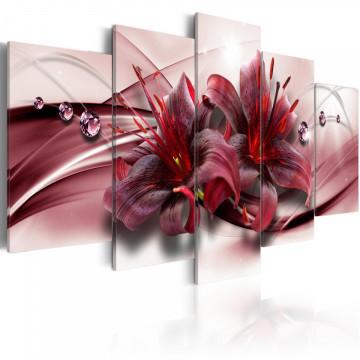 Tablou - Pink Lily