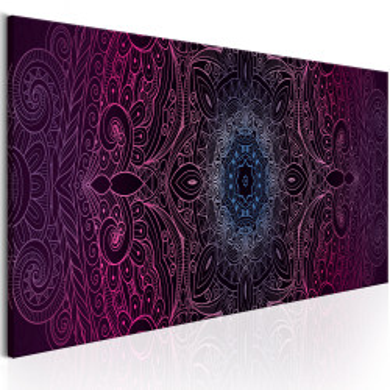 Tablou - Purple Mandala